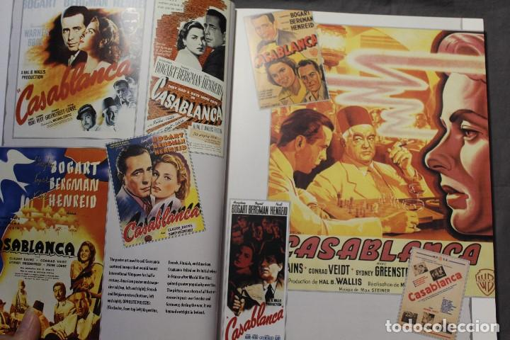 Libros de segunda mano: CASABLANCA. AS TIME GOES BY... 50TH ANNIVERSARY COMMEMORATIVE. FRANK MILLER. TEXTO EN INGLÉS - Foto 3 - 195305788