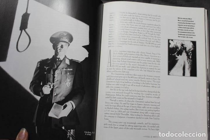 Libros de segunda mano: CASABLANCA. AS TIME GOES BY... 50TH ANNIVERSARY COMMEMORATIVE. FRANK MILLER. TEXTO EN INGLÉS - Foto 7 - 195305788
