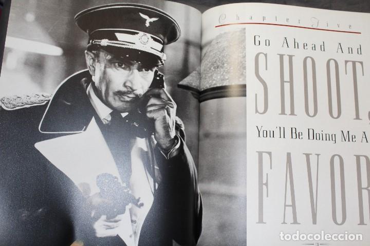 Libros de segunda mano: CASABLANCA. AS TIME GOES BY... 50TH ANNIVERSARY COMMEMORATIVE. FRANK MILLER. TEXTO EN INGLÉS - Foto 10 - 195305788