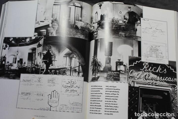 Libros de segunda mano: CASABLANCA. AS TIME GOES BY... 50TH ANNIVERSARY COMMEMORATIVE. FRANK MILLER. TEXTO EN INGLÉS - Foto 11 - 195305788