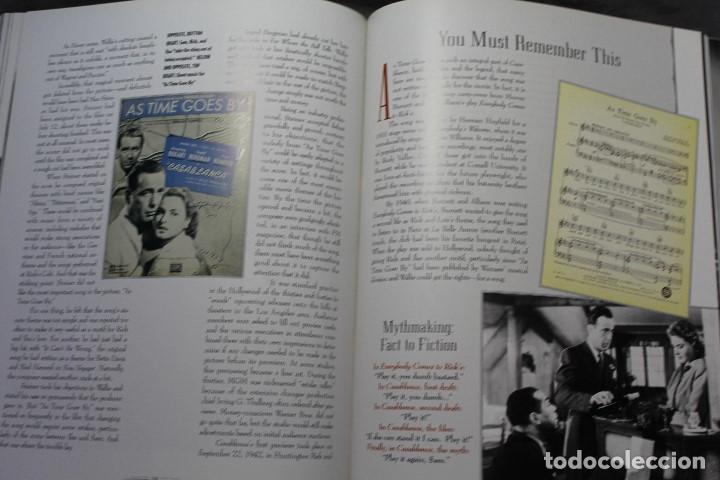 Libros de segunda mano: CASABLANCA. AS TIME GOES BY... 50TH ANNIVERSARY COMMEMORATIVE. FRANK MILLER. TEXTO EN INGLÉS - Foto 12 - 195305788