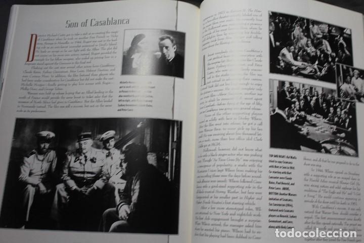Libros de segunda mano: CASABLANCA. AS TIME GOES BY... 50TH ANNIVERSARY COMMEMORATIVE. FRANK MILLER. TEXTO EN INGLÉS - Foto 13 - 195305788