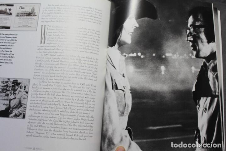 Libros de segunda mano: CASABLANCA. AS TIME GOES BY... 50TH ANNIVERSARY COMMEMORATIVE. FRANK MILLER. TEXTO EN INGLÉS - Foto 14 - 195305788