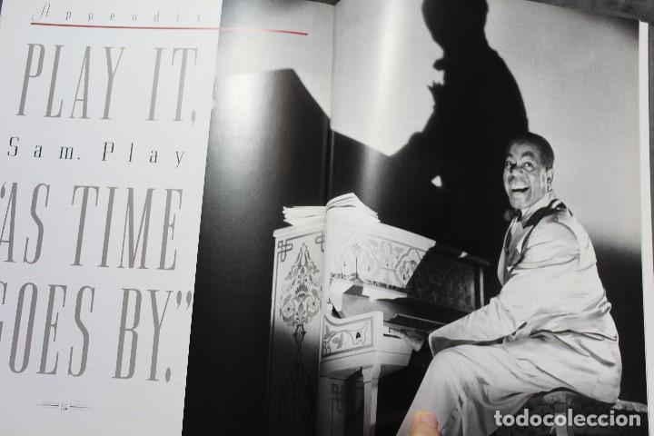 Libros de segunda mano: CASABLANCA. AS TIME GOES BY... 50TH ANNIVERSARY COMMEMORATIVE. FRANK MILLER. TEXTO EN INGLÉS - Foto 15 - 195305788