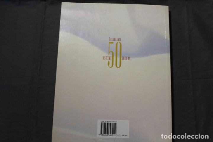 Libros de segunda mano: CASABLANCA. AS TIME GOES BY... 50TH ANNIVERSARY COMMEMORATIVE. FRANK MILLER. TEXTO EN INGLÉS - Foto 17 - 195305788