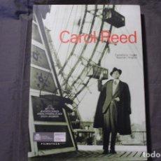 Libros de segunda mano: CAROL REED. 48 FESTIVAL INTERNACIONAL DE CINE DE DONOSTIA - SAN SEBASTIÁN. EDICIÓN BILINGÜE. Lote 195337416