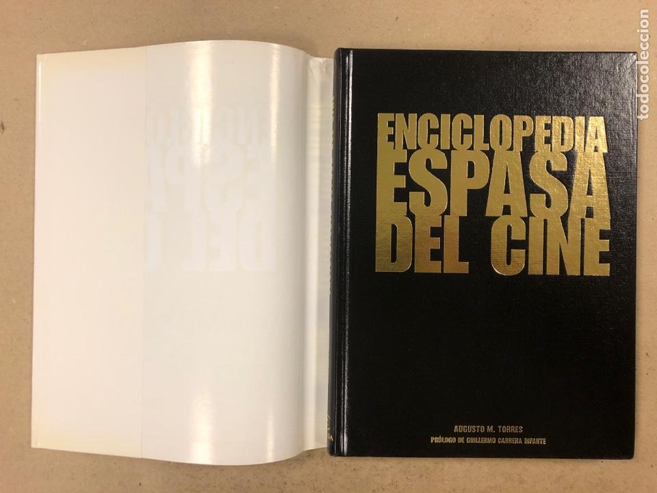 Libros de segunda mano: ENCICLOPEDIA ESPASA DEL CINE TOMO 3. AUGUSTO M. TORRES. DE COPPOLA A ELÍGEME - Foto 2 - 195429972