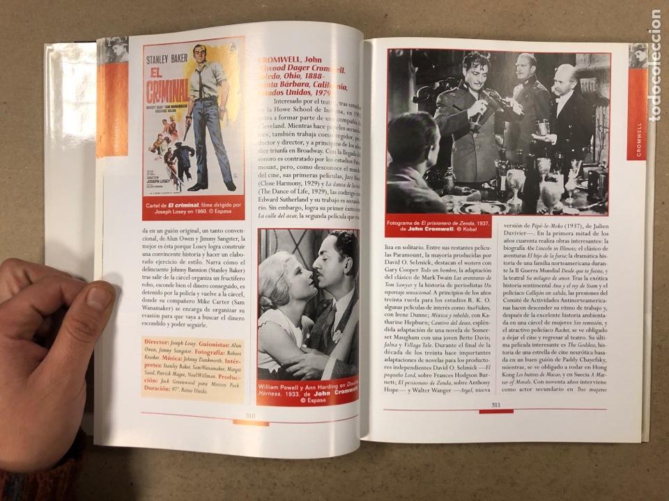 Libros de segunda mano: ENCICLOPEDIA ESPASA DEL CINE TOMO 3. AUGUSTO M. TORRES. DE COPPOLA A ELÍGEME - Foto 5 - 195429972