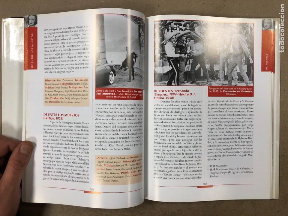 Libros de segunda mano: ENCICLOPEDIA ESPASA DEL CINE TOMO 3. AUGUSTO M. TORRES. DE COPPOLA A ELÍGEME - Foto 6 - 195429972