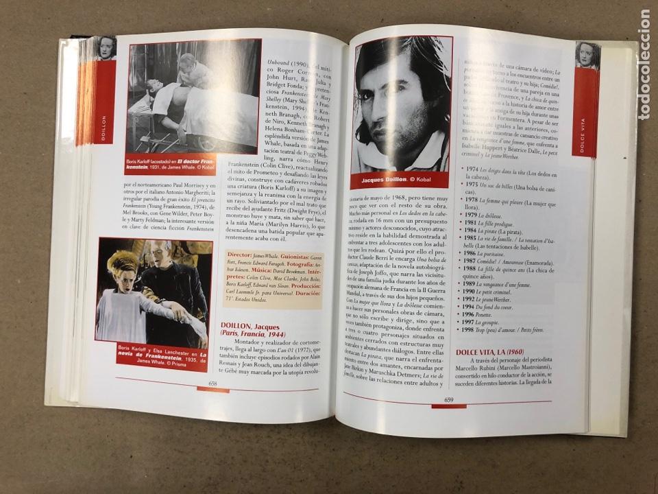 Libros de segunda mano: ENCICLOPEDIA ESPASA DEL CINE TOMO 3. AUGUSTO M. TORRES. DE COPPOLA A ELÍGEME - Foto 8 - 195429972