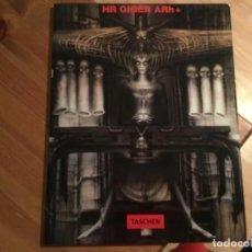 """Libros de segunda mano: HR GIGER ARH+ """"EL CREADOR DEL UNIVERSO ALÍEN"""". Lote 195430187"""