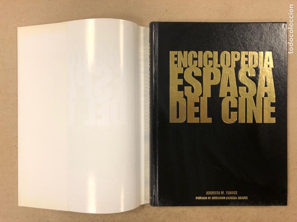 Libros de segunda mano: ENCICLOPEDIA ESPASA DEL CINE TOMO 5. AUGUSTO M. TORRES. DE GUTIÉRREZ ALEA A LANCASTER - Foto 2 - 195430772