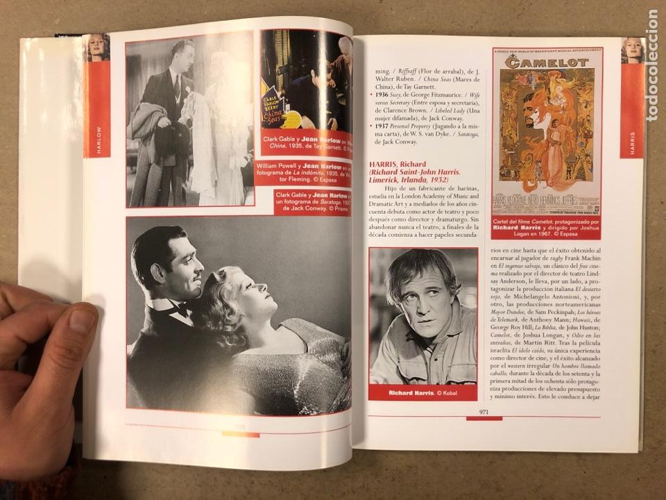 Libros de segunda mano: ENCICLOPEDIA ESPASA DEL CINE TOMO 5. AUGUSTO M. TORRES. DE GUTIÉRREZ ALEA A LANCASTER - Foto 5 - 195430772