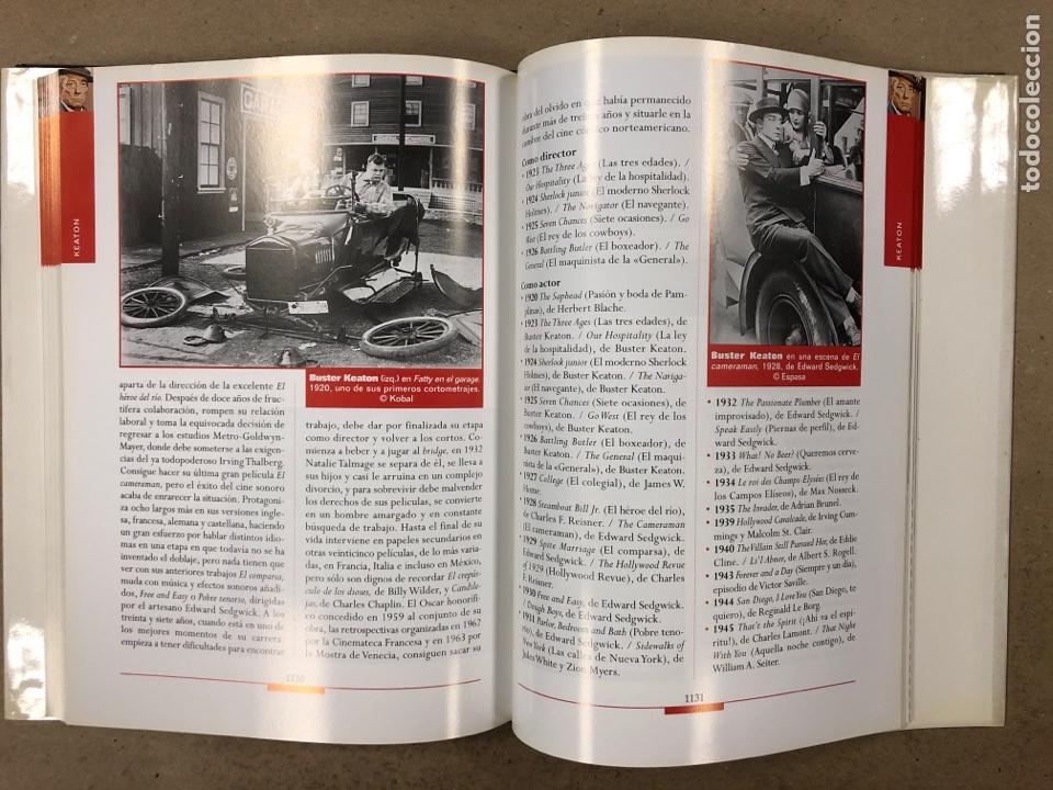 Libros de segunda mano: ENCICLOPEDIA ESPASA DEL CINE TOMO 5. AUGUSTO M. TORRES. DE GUTIÉRREZ ALEA A LANCASTER - Foto 8 - 195430772