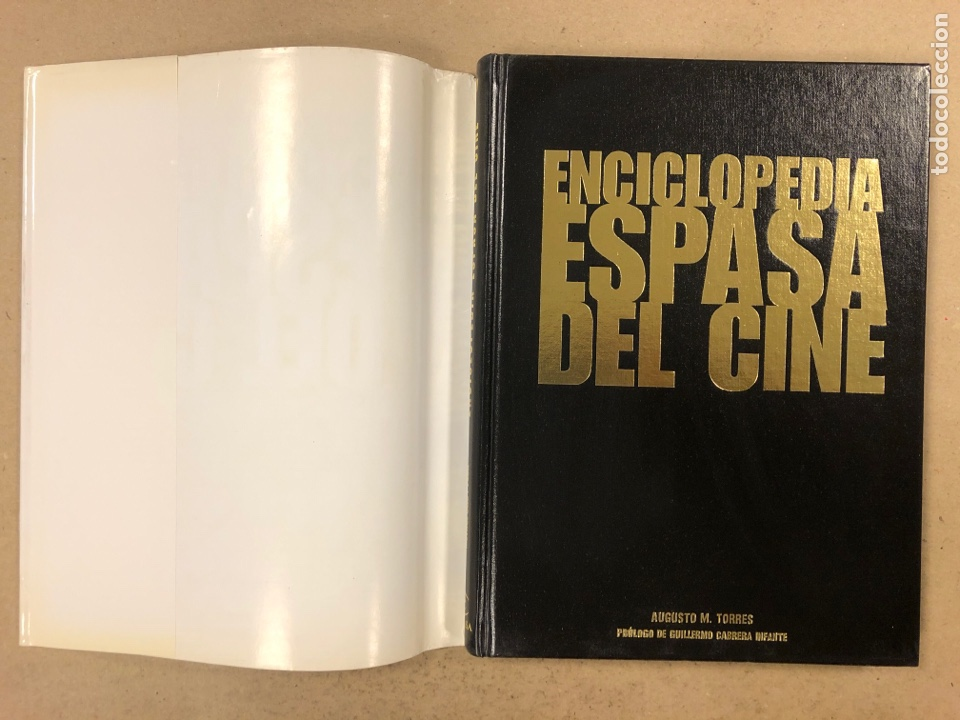 Libros de segunda mano: ENCICLOPEDIA ESPASA DEL CINE TOMO 7. AUGUSTO M. TORRES. DE METRÓPOLIS A PECK - Foto 2 - 195431011