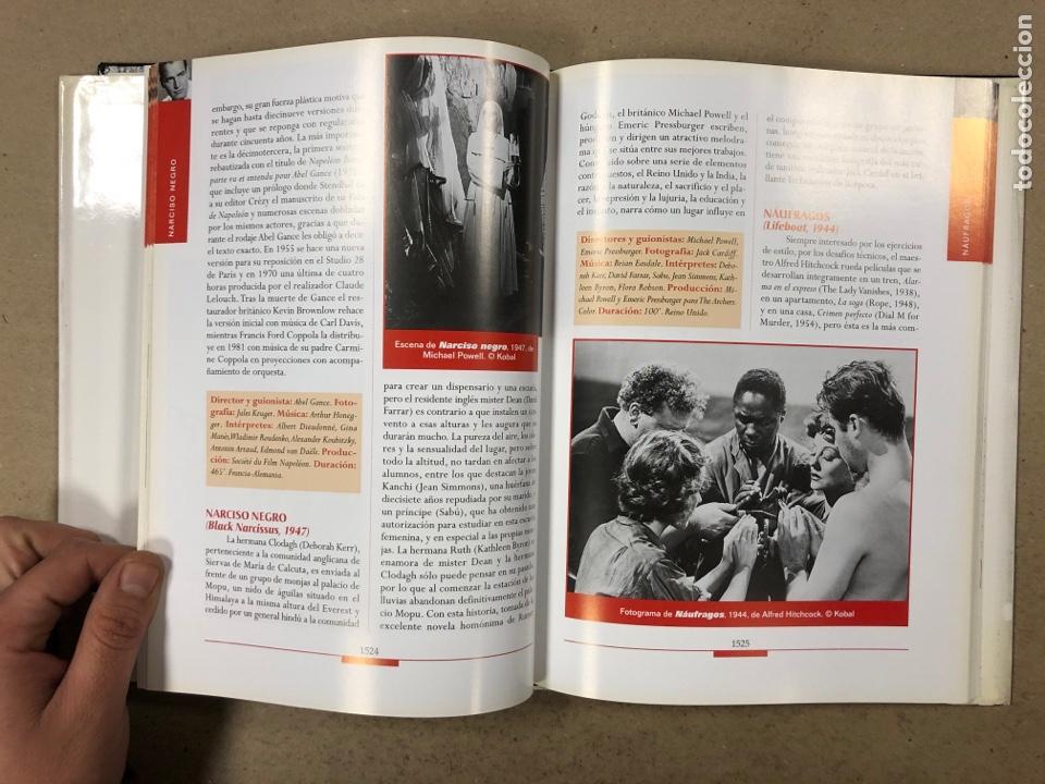 Libros de segunda mano: ENCICLOPEDIA ESPASA DEL CINE TOMO 7. AUGUSTO M. TORRES. DE METRÓPOLIS A PECK - Foto 6 - 195431011