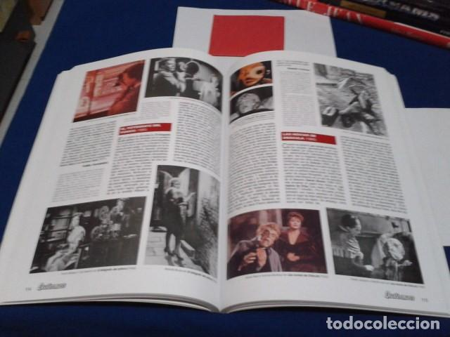 Libros de segunda mano: QUATERMASS Nº 6: ANTOLOGIA DEL CINE FANTASTICO BRITANICO. CINE DE TERROR, FANTASIA Y CIENCIA FICCION - Foto 4 - 195916595