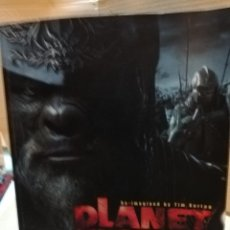 Libros de segunda mano: PLANET OF THE APES RE-IMAGINED BY TIM BURTON (EL PLANETA DE LOS SIMIOS). Lote 195924136