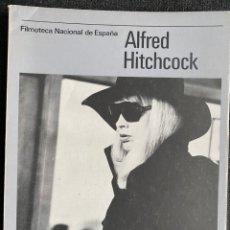 Libros de segunda mano: ALFRED HITCHCOCK. Lote 196065306