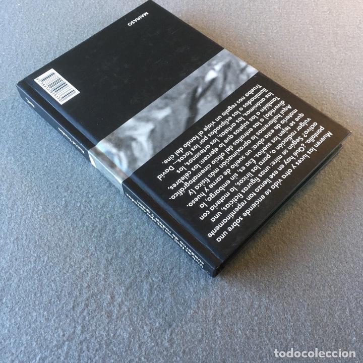Libros de segunda mano: Vivir es fácil con los ojos cerrados. Cuaderno de rodaje y guion. David Trueba. - Foto 4 - 196130006