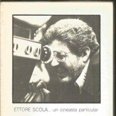 Libri di seconda mano: ERNESTO PEREZ. ETTORE SCOLA.. UN CINEASTA PARTICULAR. Lote 196305140