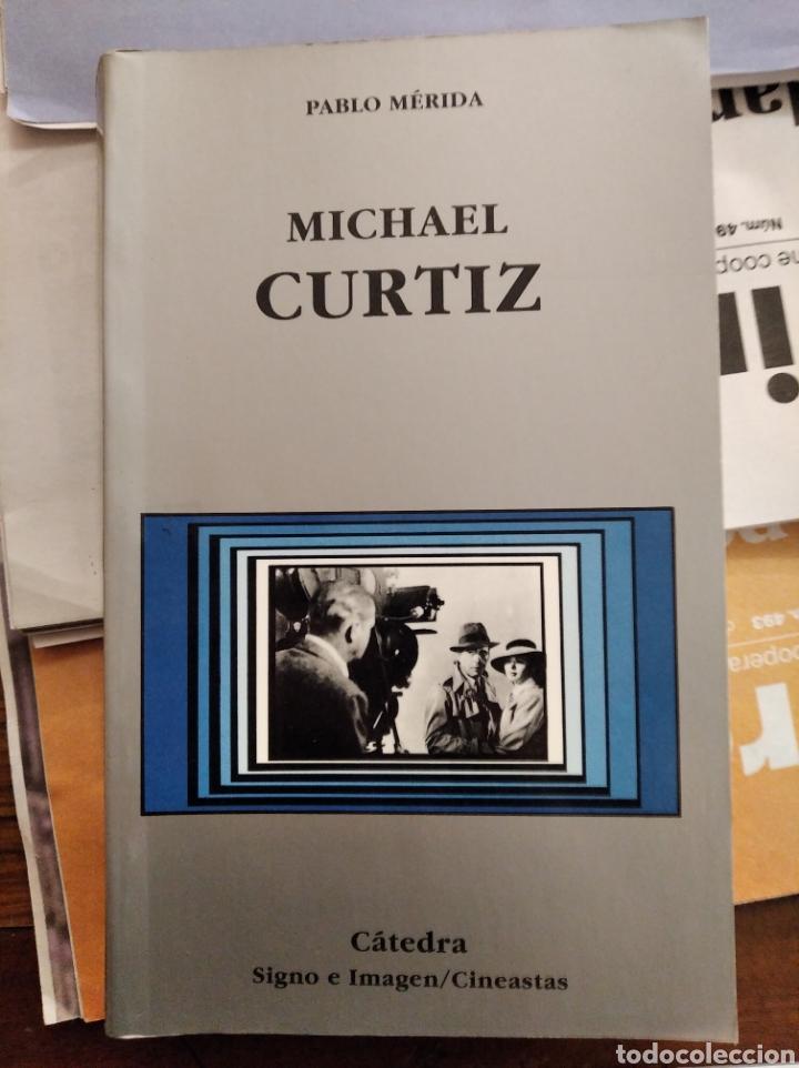 LIBRO MICHAEL CURTIZ (Libros de Segunda Mano - Bellas artes, ocio y coleccionismo - Cine)