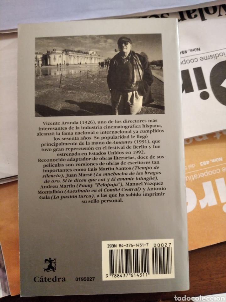Libros de segunda mano: Libro Vicente Aranda - Foto 2 - 196519637