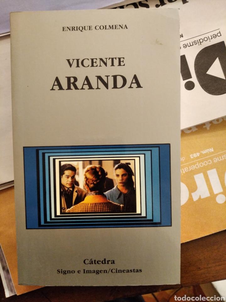 LIBRO VICENTE ARANDA (Libros de Segunda Mano - Bellas artes, ocio y coleccionismo - Cine)