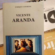 Libros de segunda mano: LIBRO VICENTE ARANDA. Lote 196519637