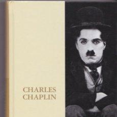 Libros de segunda mano: CHARLES CHAPLIN – EL GENIO DEL CINE – MANUEL VILLEGAS LOPEZ. Lote 196752136