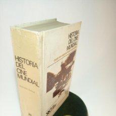 Libros de segunda mano: HISTORIA DEL CINE MUNDIAL DESDE LOS ORÍGENES HASTA NUESTROS DÍAS. GEORGES SADOUL. 1972. SIGLO XXI ED. Lote 196987991