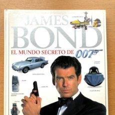 Livros em segunda mão: JAMES BOND. EL MUNDO SECRETO DE 007 / A: DOUGALL Y R. STEWART / EDITORIAL DK /. Lote 197342005