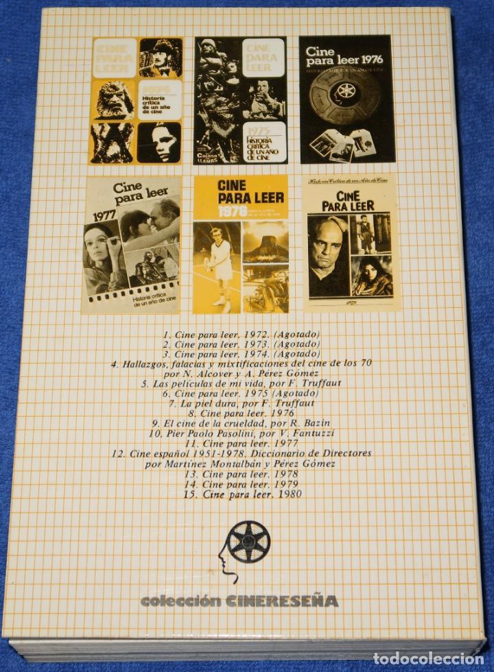 Libros de segunda mano: CINE PARA LEER 1980 - EDITORIAL MENSAJERO (1981) - Foto 2 - 197882982