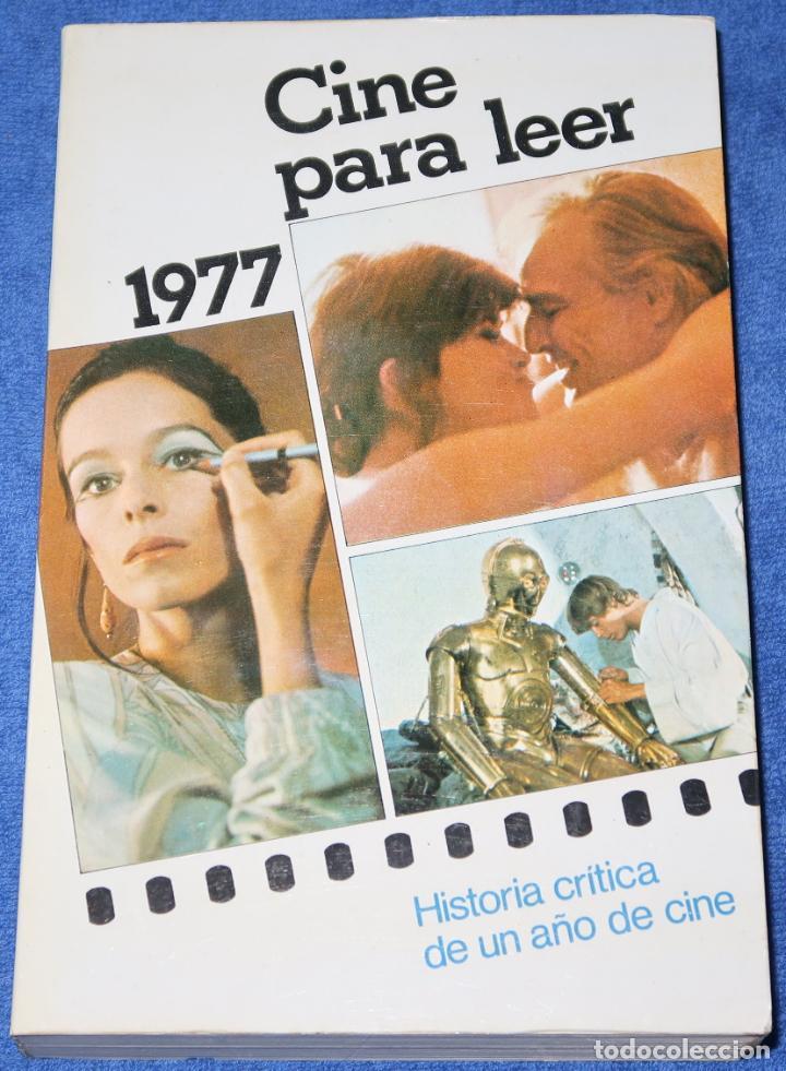 CINE PARA LEER 1977 - EDITORIAL MENSAJERO (1978) (Libros de Segunda Mano - Bellas artes, ocio y coleccionismo - Cine)