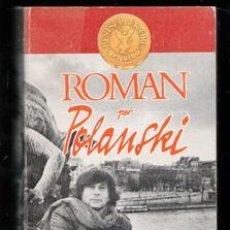 Libri di seconda mano: ROMÁN POR POLANSKI. Lote 198047707