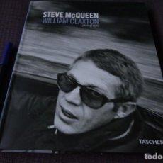 Libros de segunda mano: STEVE MCQUEEN - WILLIAM CLAXTON (TASCHEN). Lote 198512182
