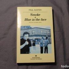 Libros de segunda mano: SMOKE & BLUE IN THE FACE. PAUL AUSTER. Lote 198926280