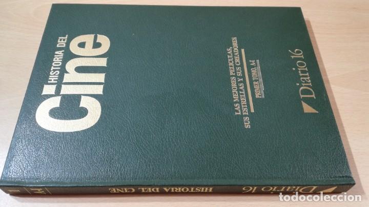 HISTORIA DEL CINE - DIARIO 16 - PRIMER TOMO A - I - ESTRELLAS PELICULAS CREADORES - ENCUADERNQ-104 (Libros de Segunda Mano - Bellas artes, ocio y coleccionismo - Cine)