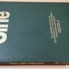 Libros de segunda mano: HISTORIA DEL CINE - DIARIO 16 - PRIMER TOMO A - I - ESTRELLAS PELICULAS CREADORES - ENCUADERNQ-104. Lote 199677522