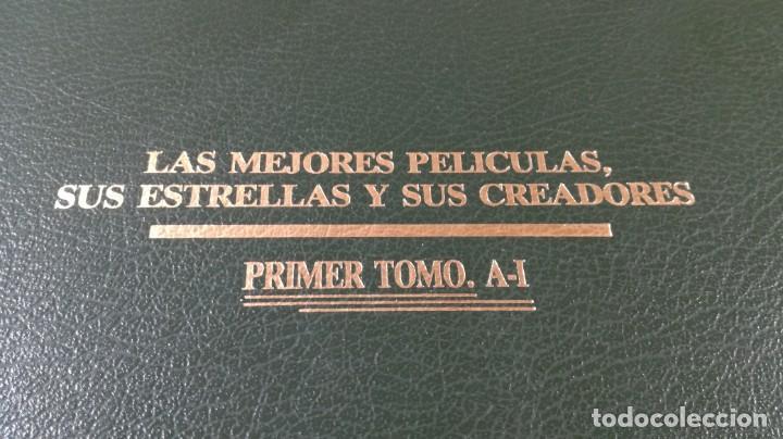 Libros de segunda mano: HISTORIA DEL CINE - DIARIO 16 - PRIMER TOMO A - I - ESTRELLAS PELICULAS CREADORES - ENCUADERNQ-104 - Foto 3 - 199677522