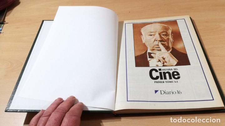 Libros de segunda mano: HISTORIA DEL CINE - DIARIO 16 - PRIMER TOMO A - I - ESTRELLAS PELICULAS CREADORES - ENCUADERNQ-104 - Foto 4 - 199677522