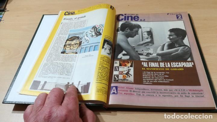 Libros de segunda mano: HISTORIA DEL CINE - DIARIO 16 - PRIMER TOMO A - I - ESTRELLAS PELICULAS CREADORES - ENCUADERNQ-104 - Foto 5 - 199677522