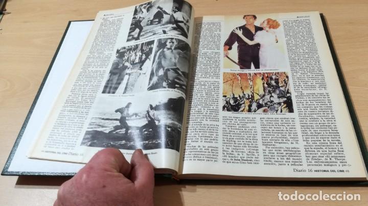Libros de segunda mano: HISTORIA DEL CINE - DIARIO 16 - PRIMER TOMO A - I - ESTRELLAS PELICULAS CREADORES - ENCUADERNQ-104 - Foto 6 - 199677522