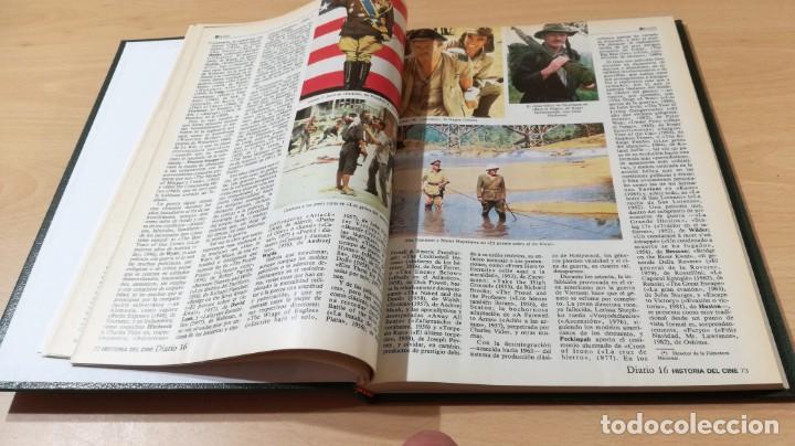 Libros de segunda mano: HISTORIA DEL CINE - DIARIO 16 - PRIMER TOMO A - I - ESTRELLAS PELICULAS CREADORES - ENCUADERNQ-104 - Foto 7 - 199677522
