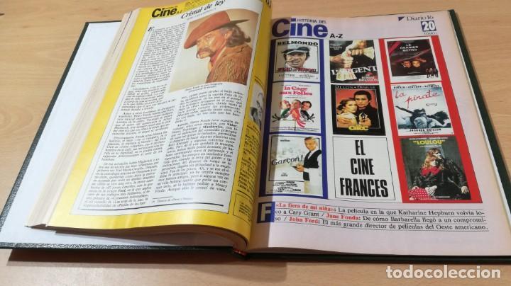 Libros de segunda mano: HISTORIA DEL CINE - DIARIO 16 - PRIMER TOMO A - I - ESTRELLAS PELICULAS CREADORES - ENCUADERNQ-104 - Foto 11 - 199677522