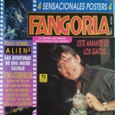 Libros de segunda mano: REVISTA FANGORIA N°11 SEPTIEMBRE 1992. Lote 199816598