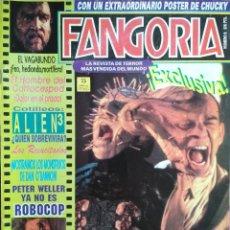 Libros de segunda mano: REVISTA FANGORIA N°9 JUNIO 1992. Lote 199816751