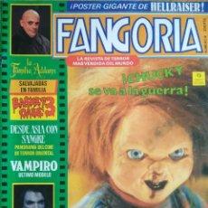 Libros de segunda mano: REVISTA FANGORIA N°6 FEBRERO 1991. Lote 199816850