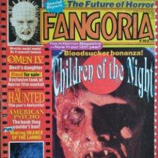 Libros de segunda mano: REVISTA FANGORIA: EDICIÓN INGLESA N°103 JUNIO 1991. Lote 199817101
