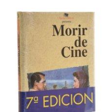 Libri di seconda mano: MORIR DE CINE - GARCI, JOSÉ LUIS - NUEVO Y PRECINTADO. Lote 199967803